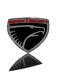 Defcon 1 security, bewaking en beveiliging.